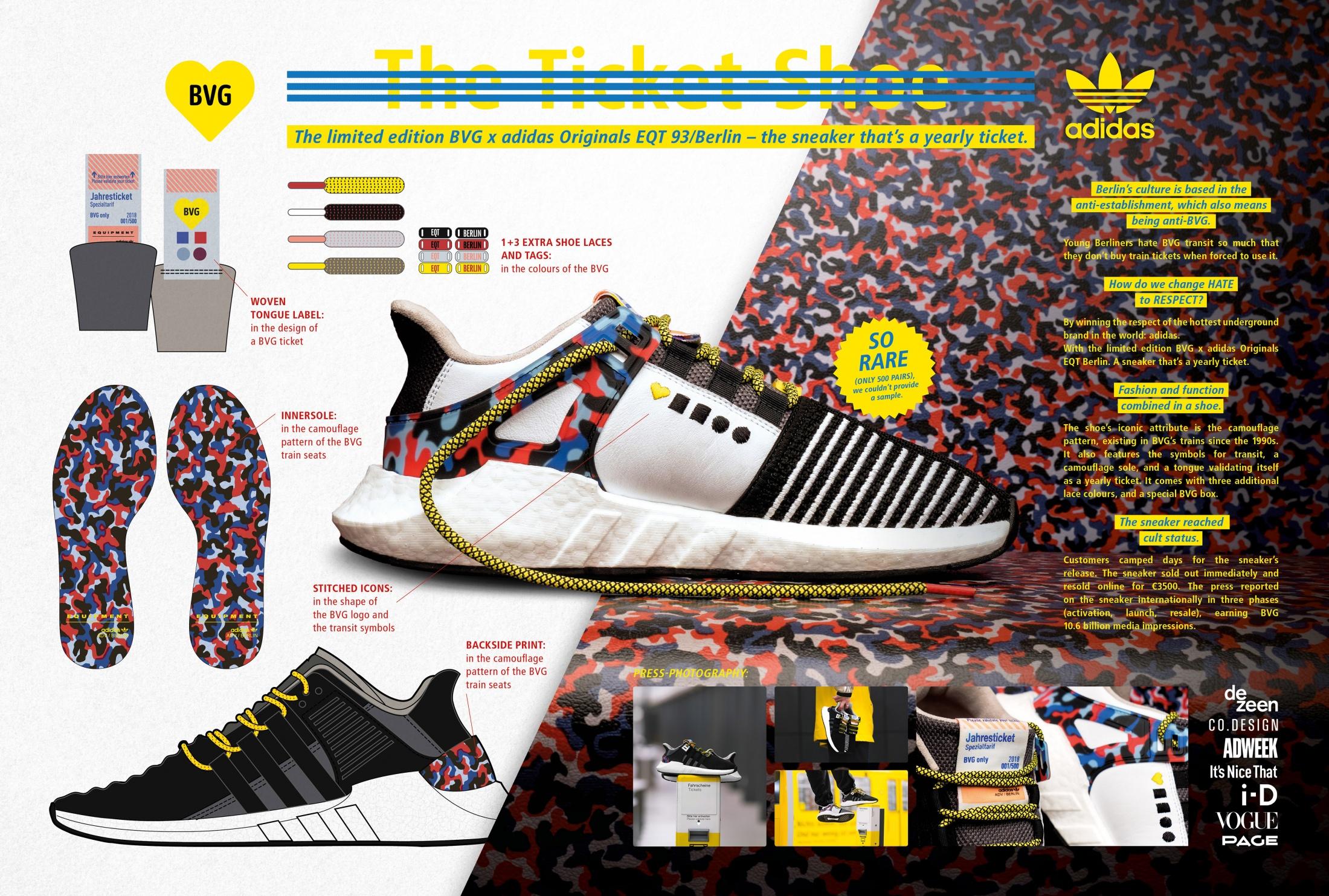 Berliner Verkehrsbetriebe (BVG) - BVG x adidas – The ticket ...