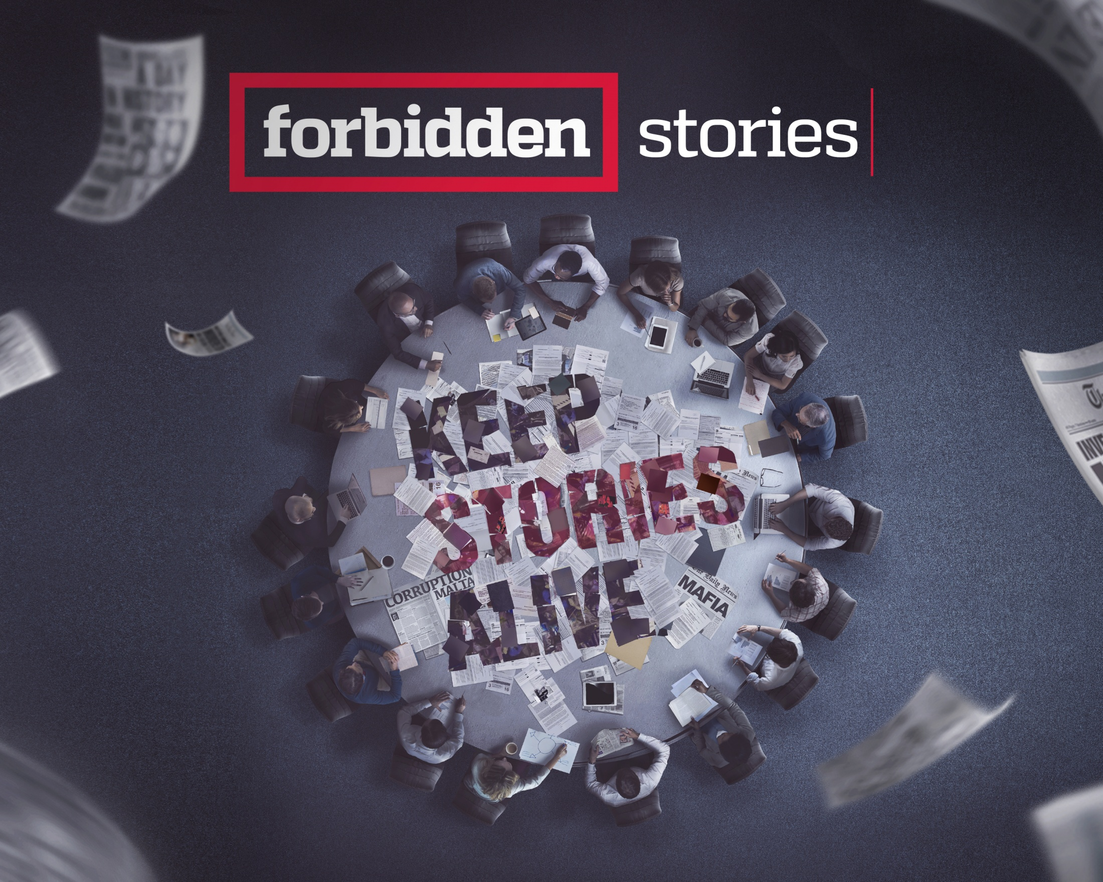 Thumbnail for Forbidden Stories