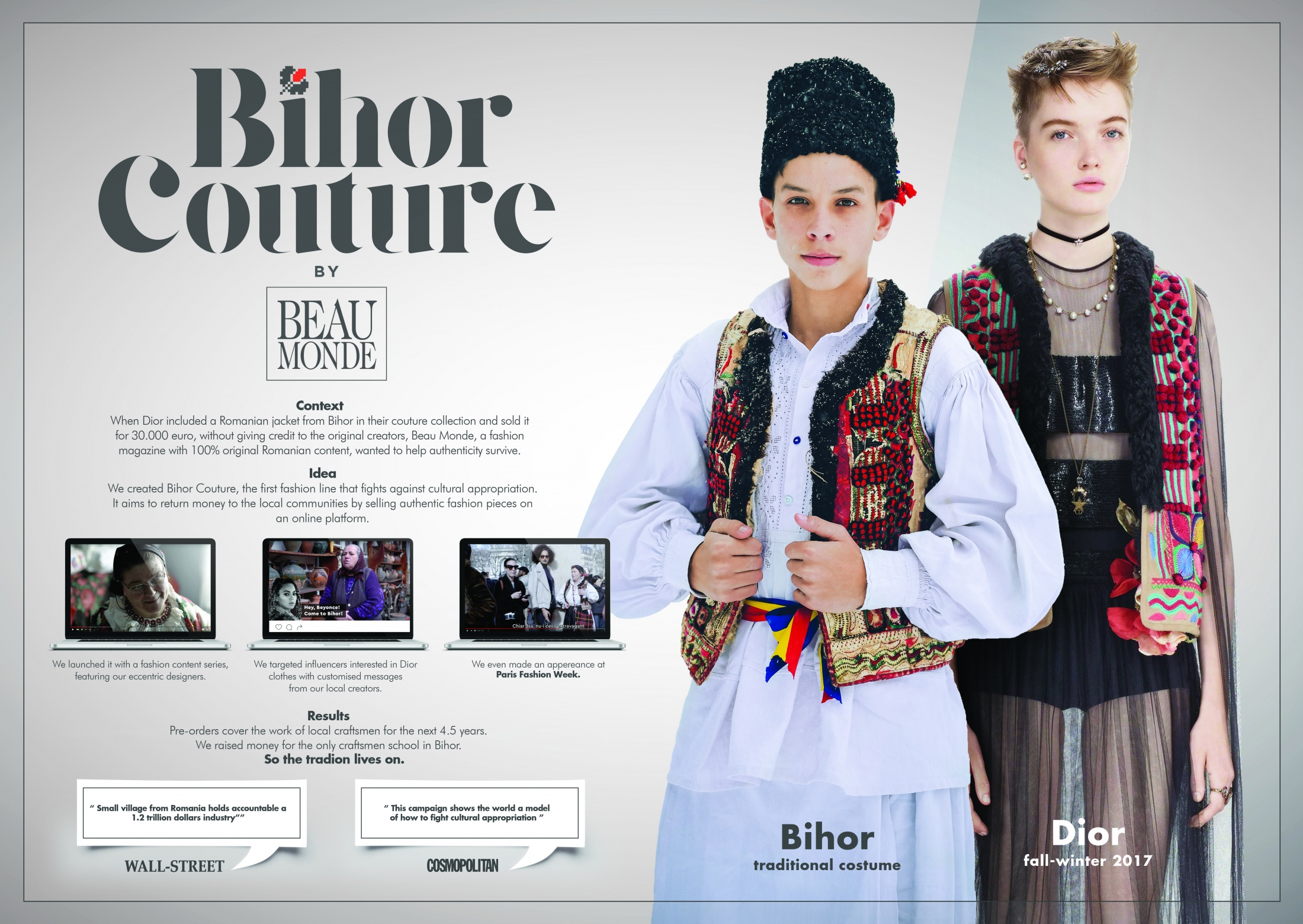 Image Media for BIHOR COUTURE