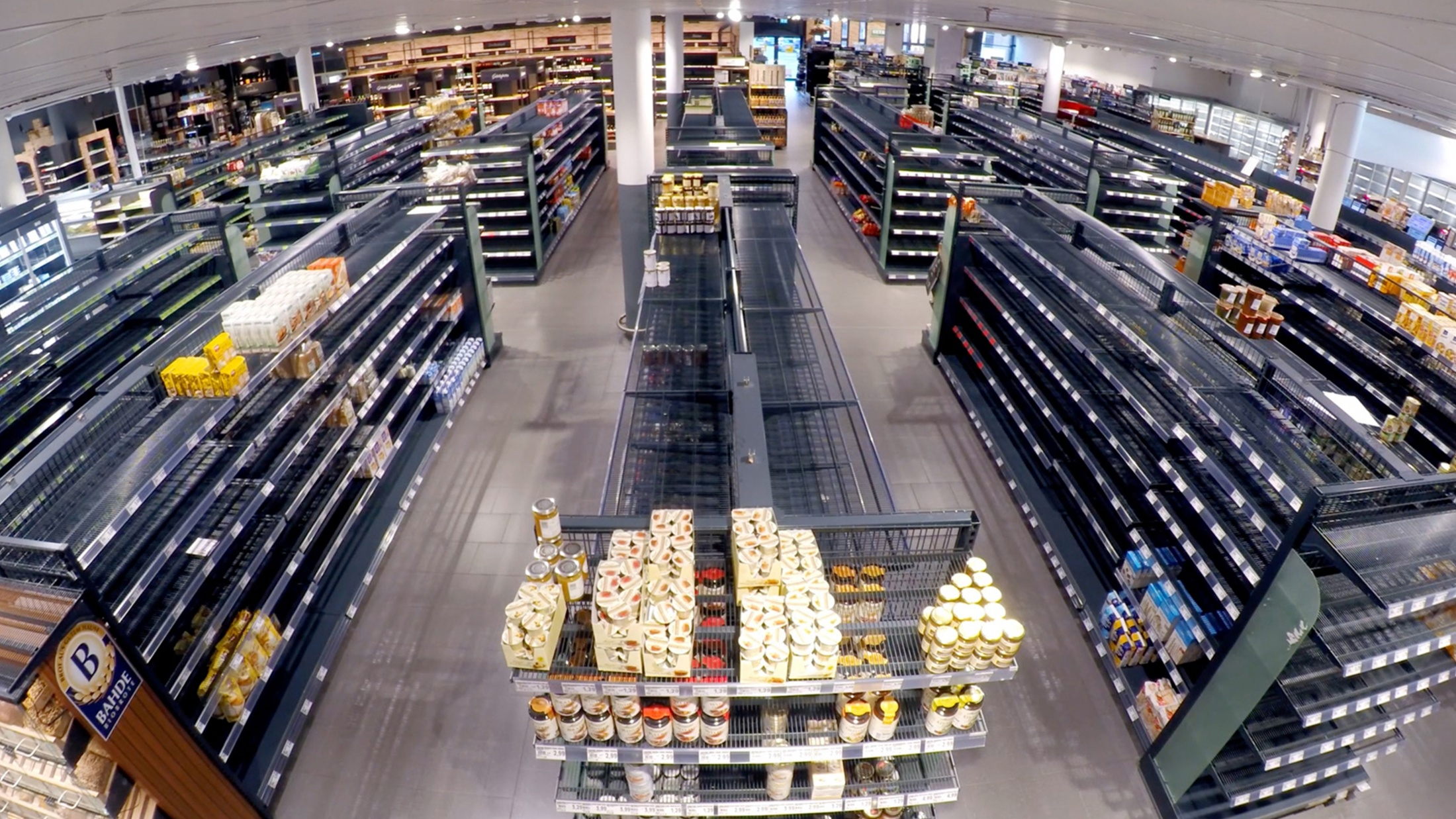 Image Media for The most German supermarket