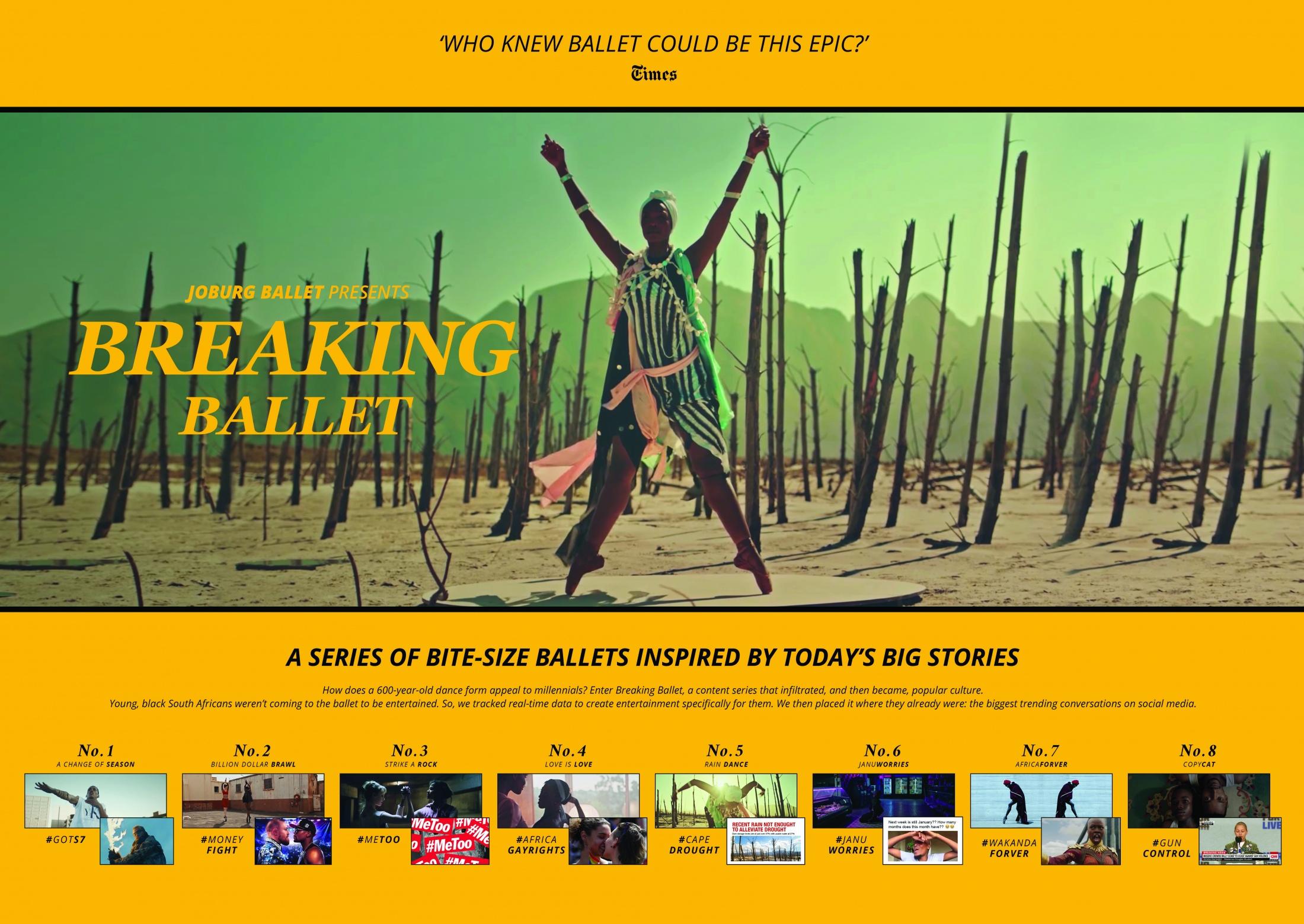 Thumbnail for Breaking Ballet