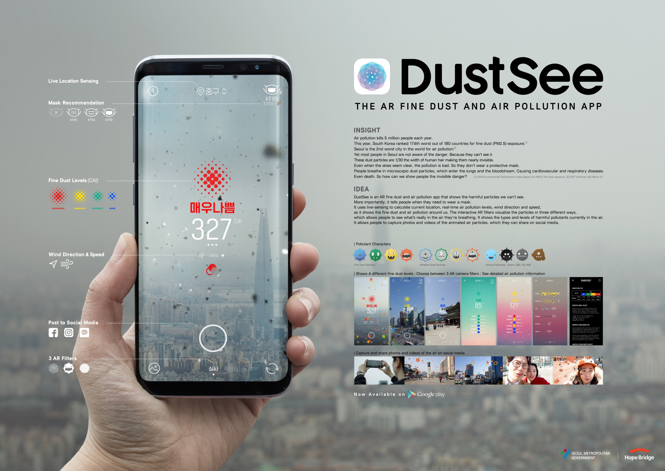 Image Media for DustSee