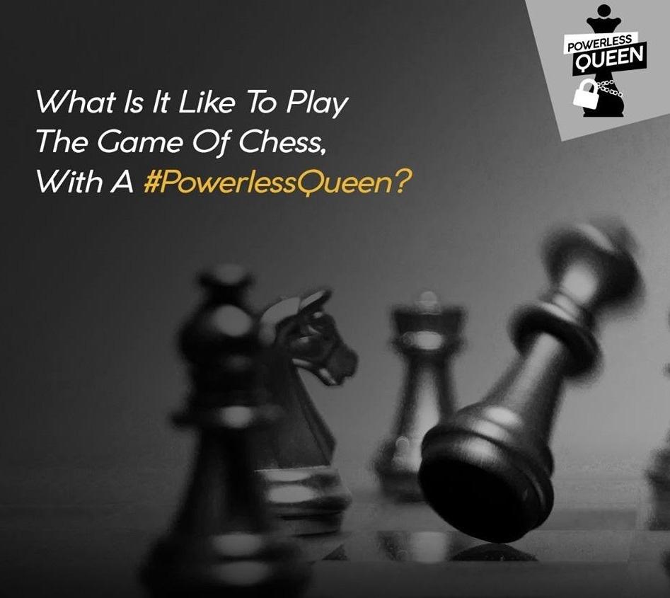 Thumbnail for #PowerlessQueen