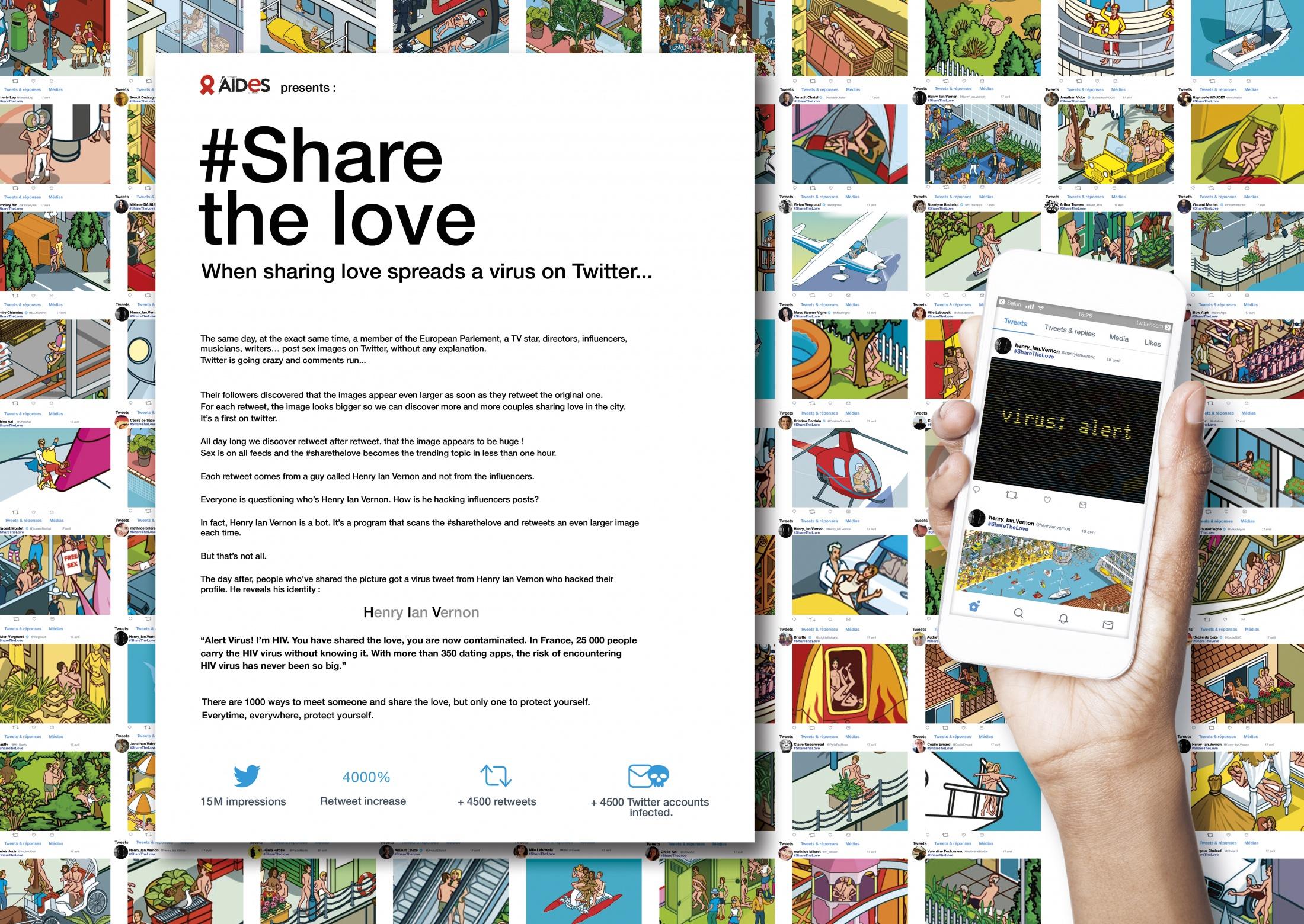 Thumbnail for #Sharethelove