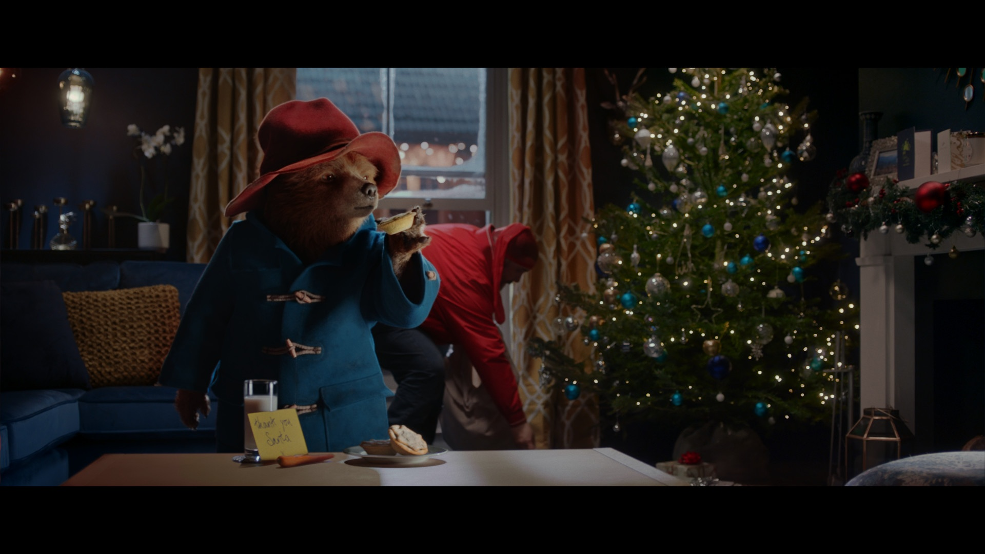 Thumbnail for Paddington and The Christmas Visitor
