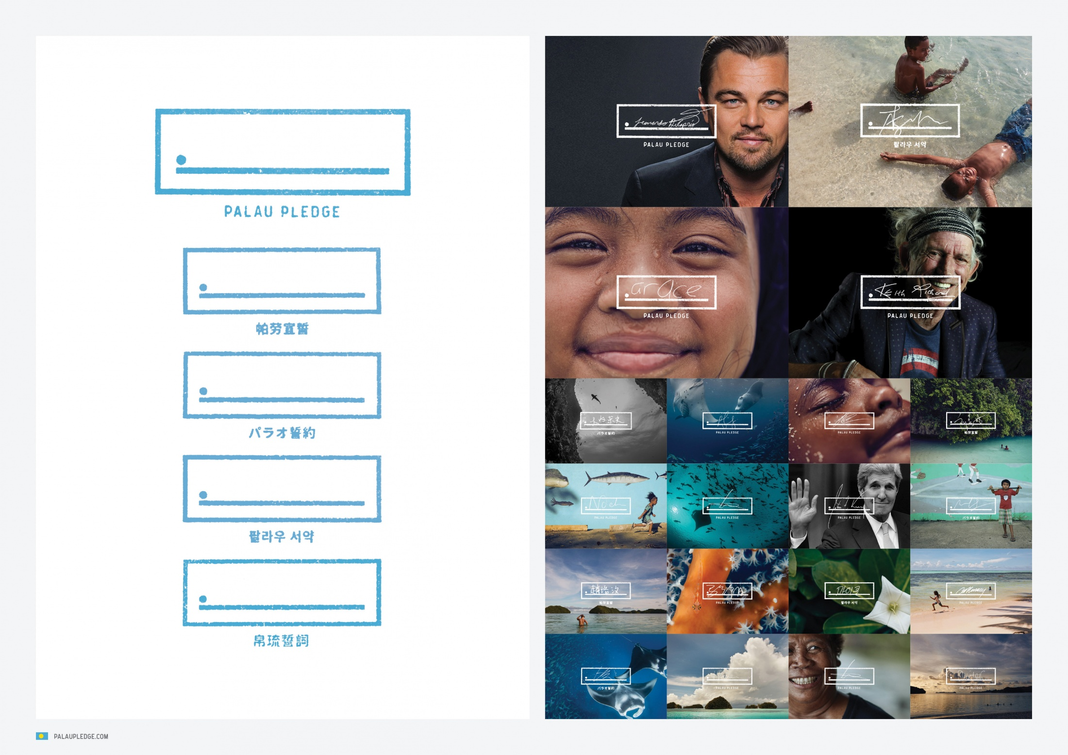 Image Media for Palau Pledge
