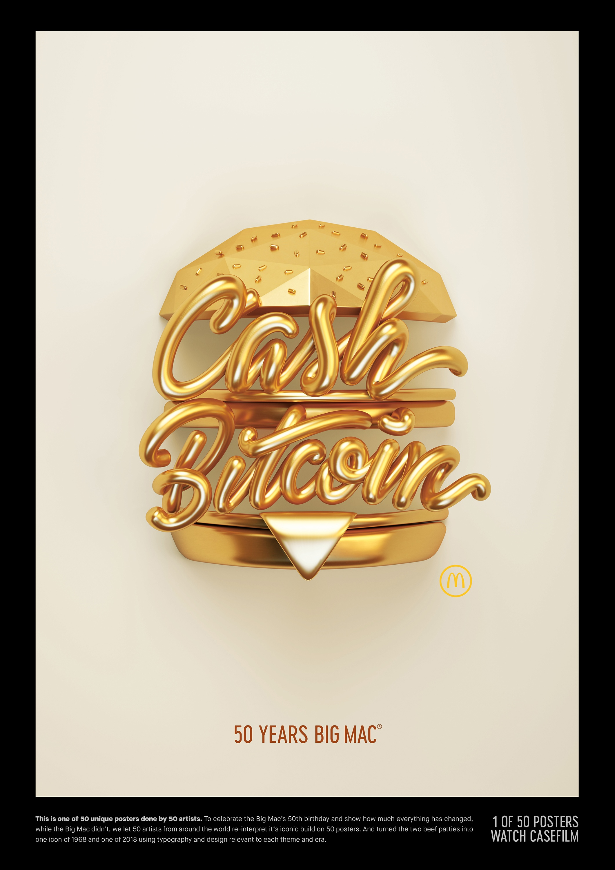 Thumbnail for Cash/Bitcoin