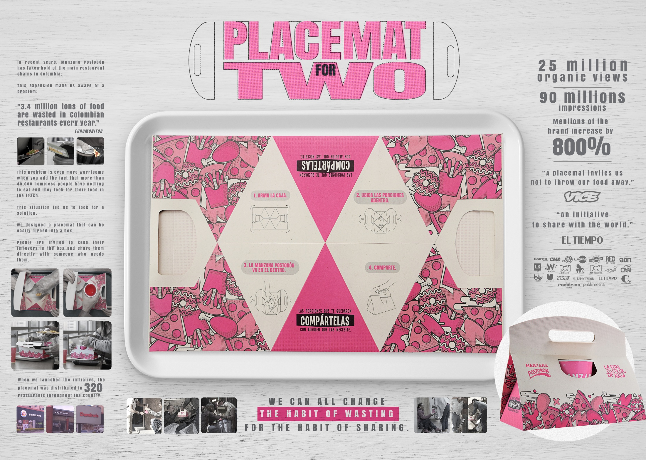 Thumbnail for Placemat for Two