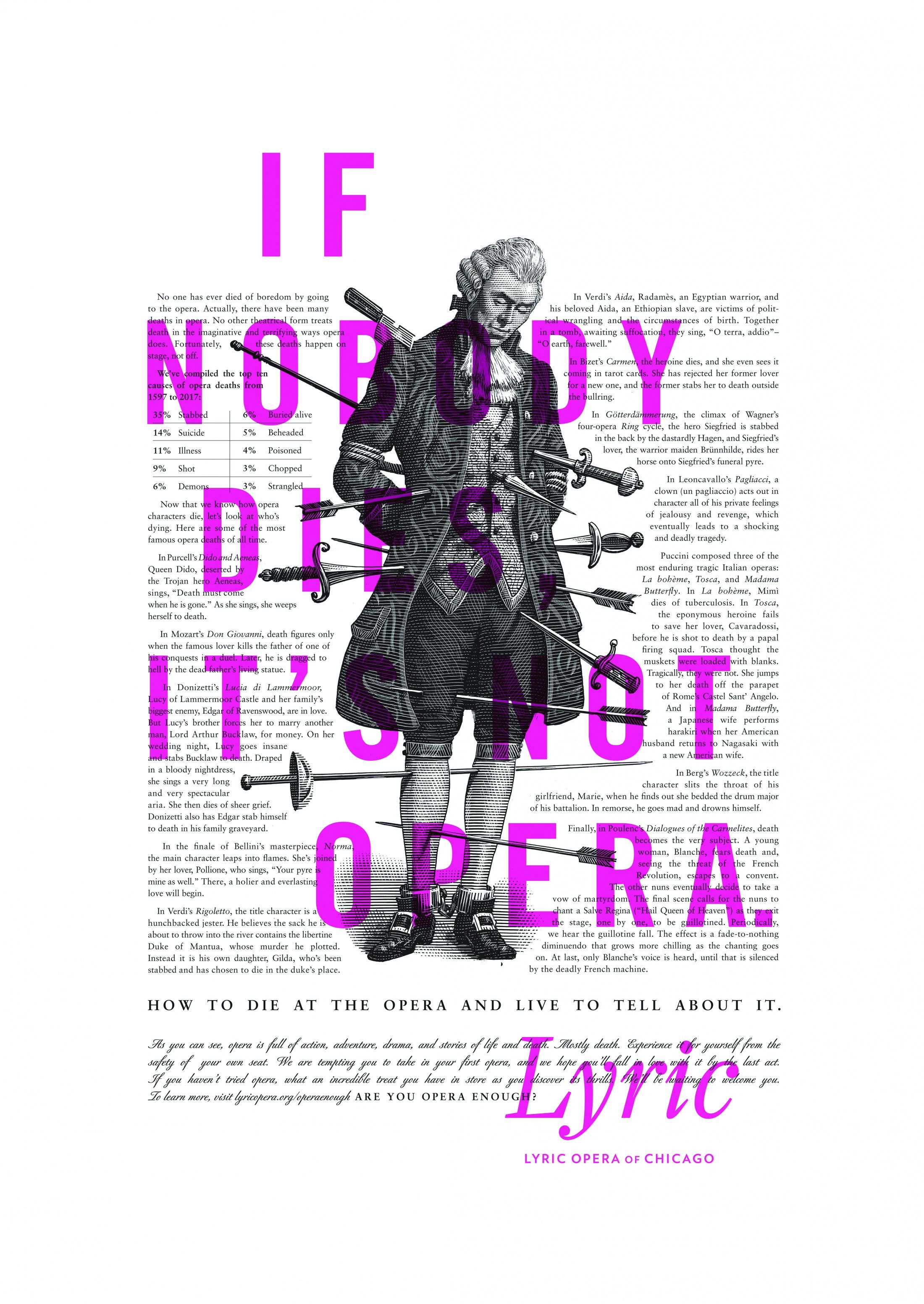 Thumbnail for Lyric Opera OOH: Deaths