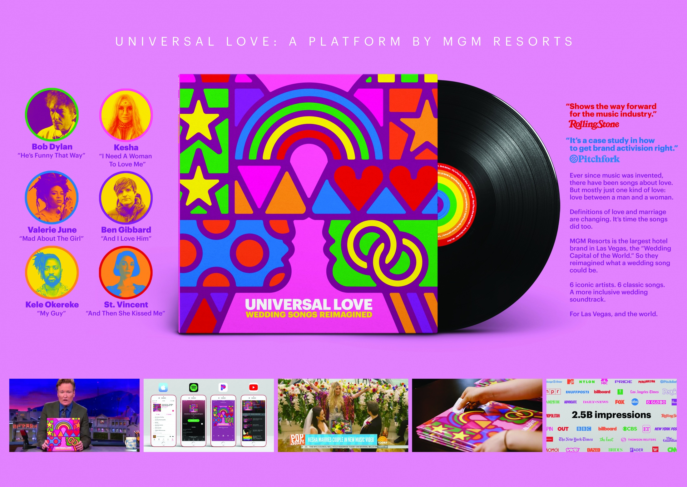 Thumbnail for Universal Love Songs
