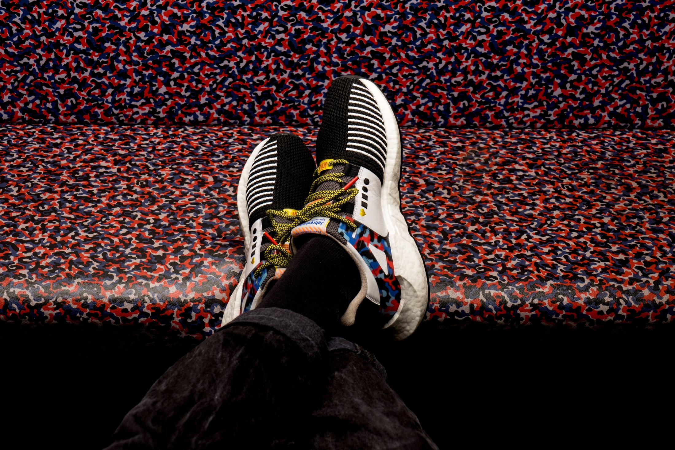 Thumbnail for BVG x adidas – The ticket-shoe