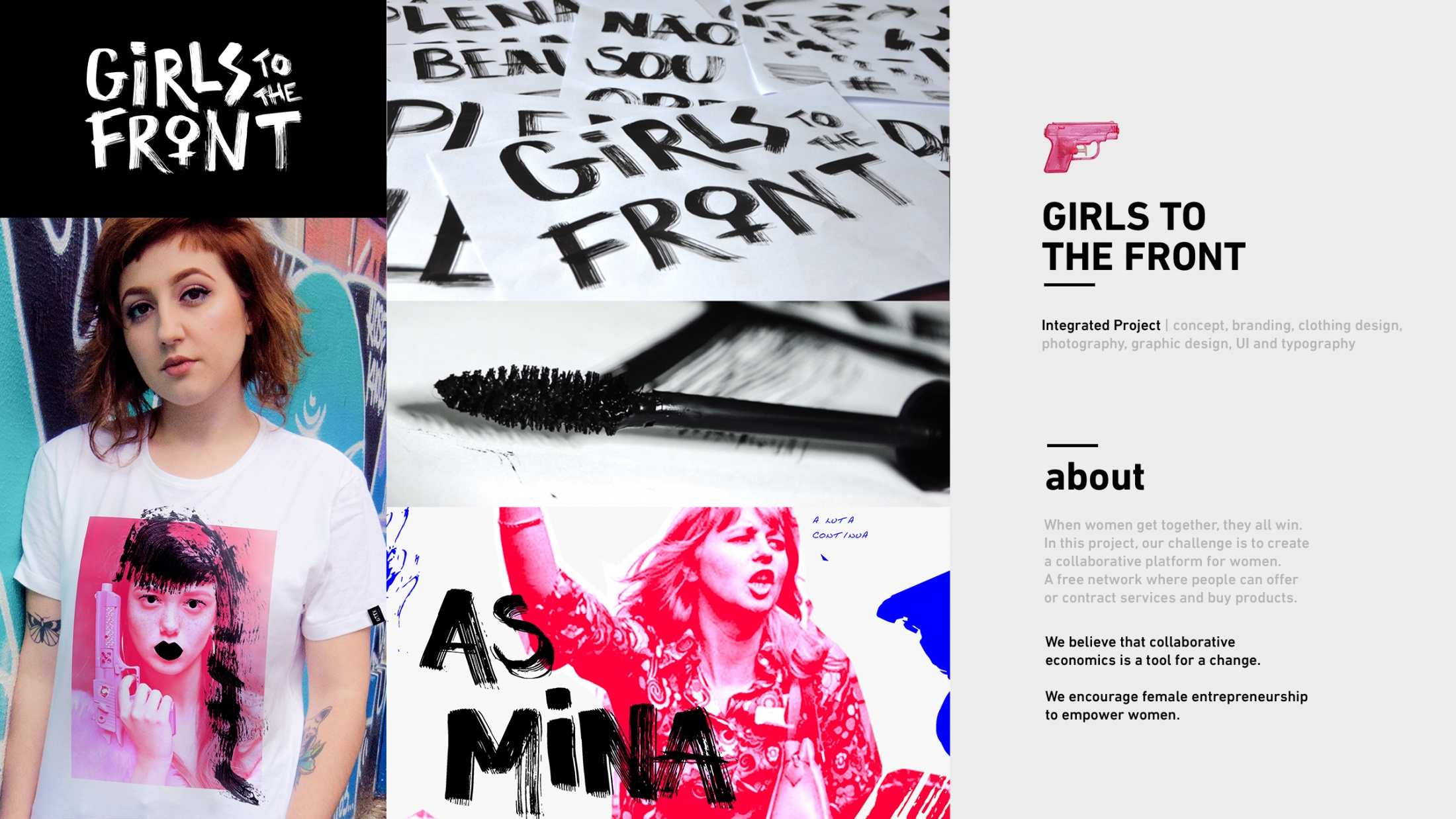 Thumbnail for Girls To The Front
