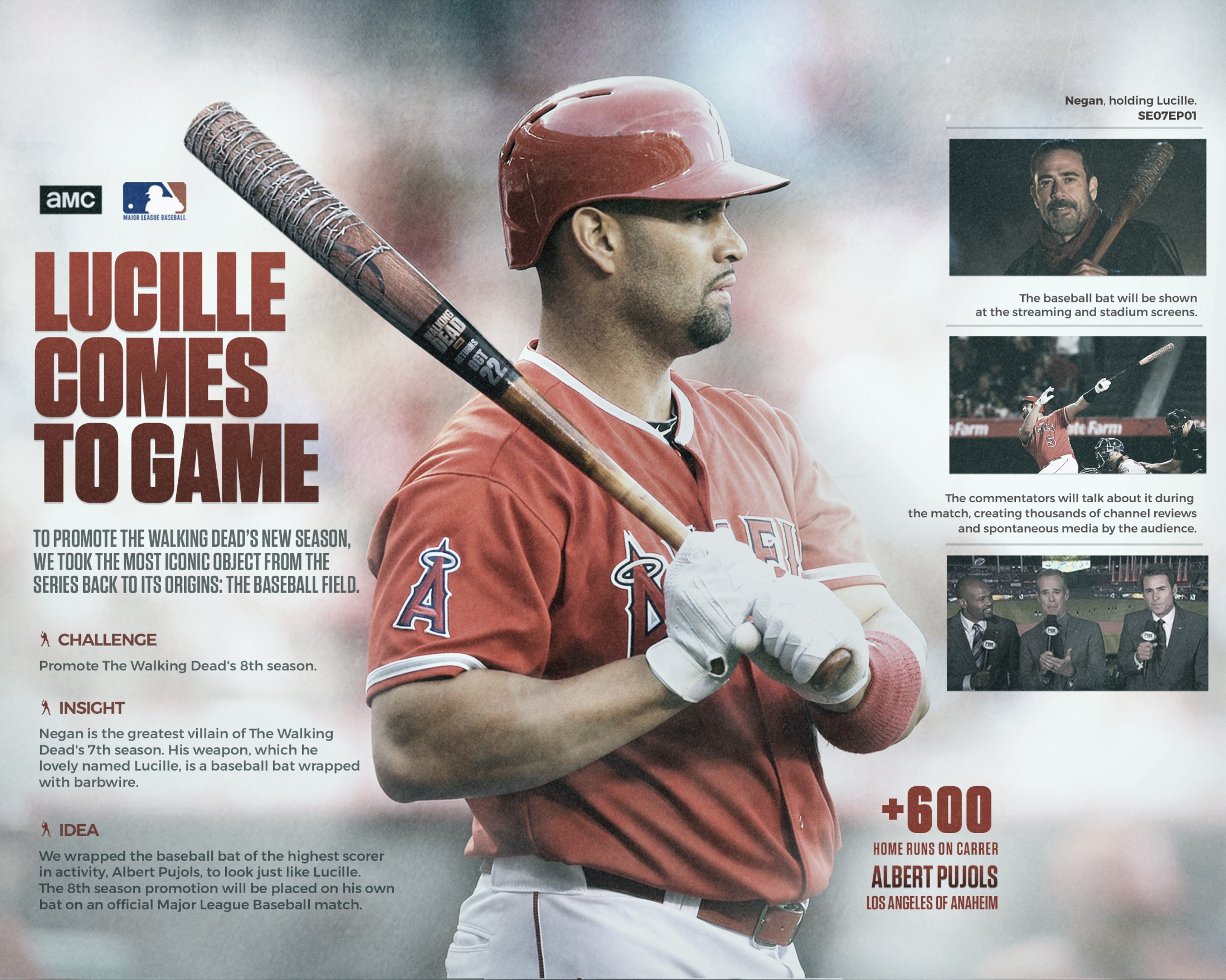 Image Media for Lucille Comes to Game