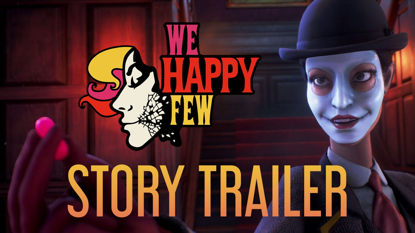 Thumbnail for We Happy Few | E3 Story Trailer