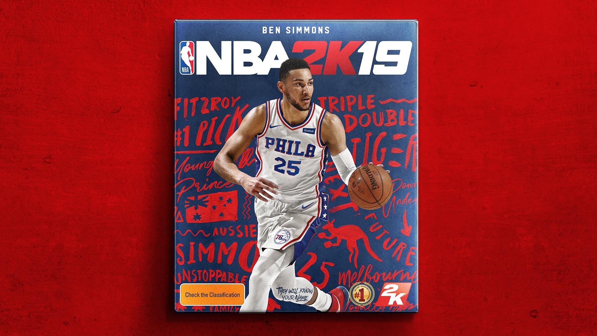 Thumbnail for NBA2K19: Narrative