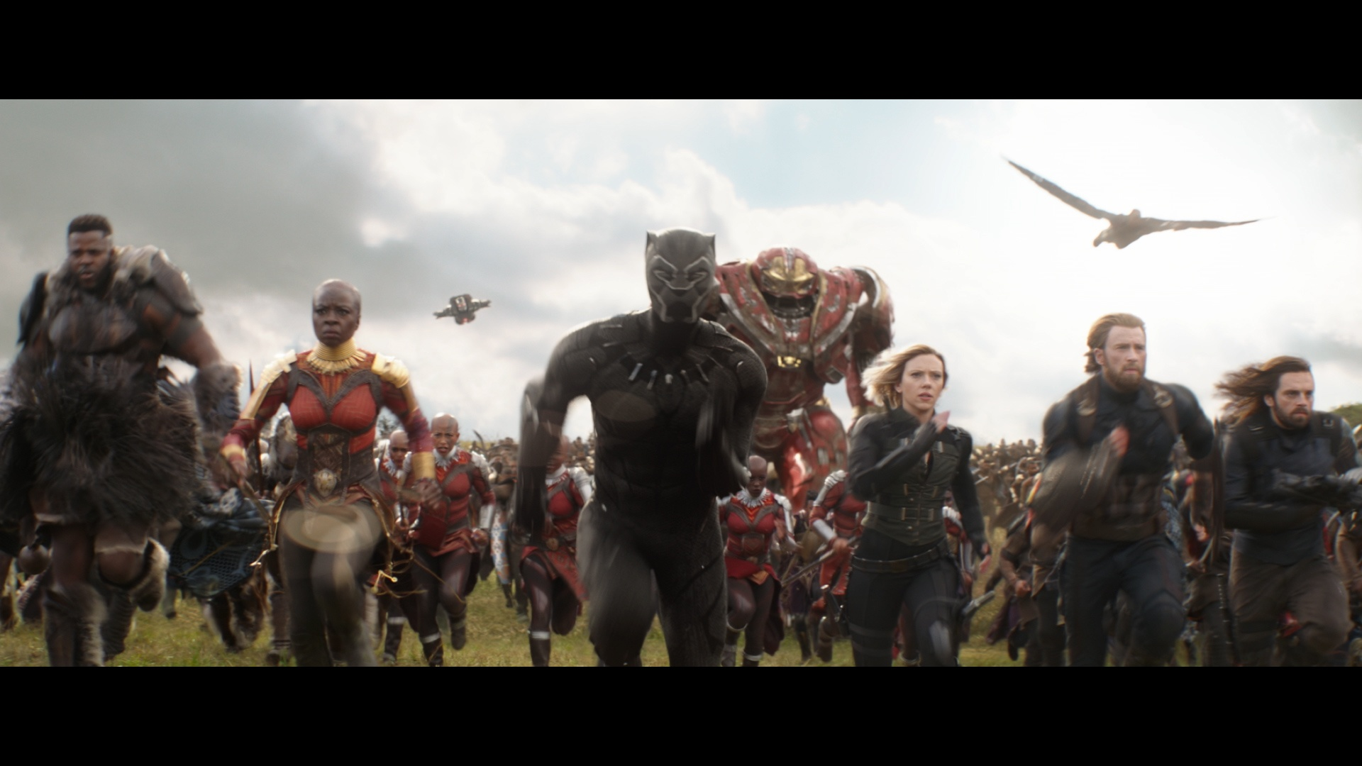 Thumbnail for Avengers Infinity War - Announce Trailer