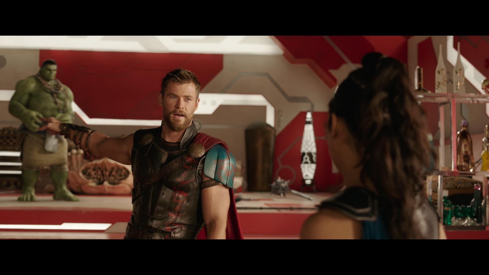 Thumbnail for Thor: Ragnarok - Announce Trailer