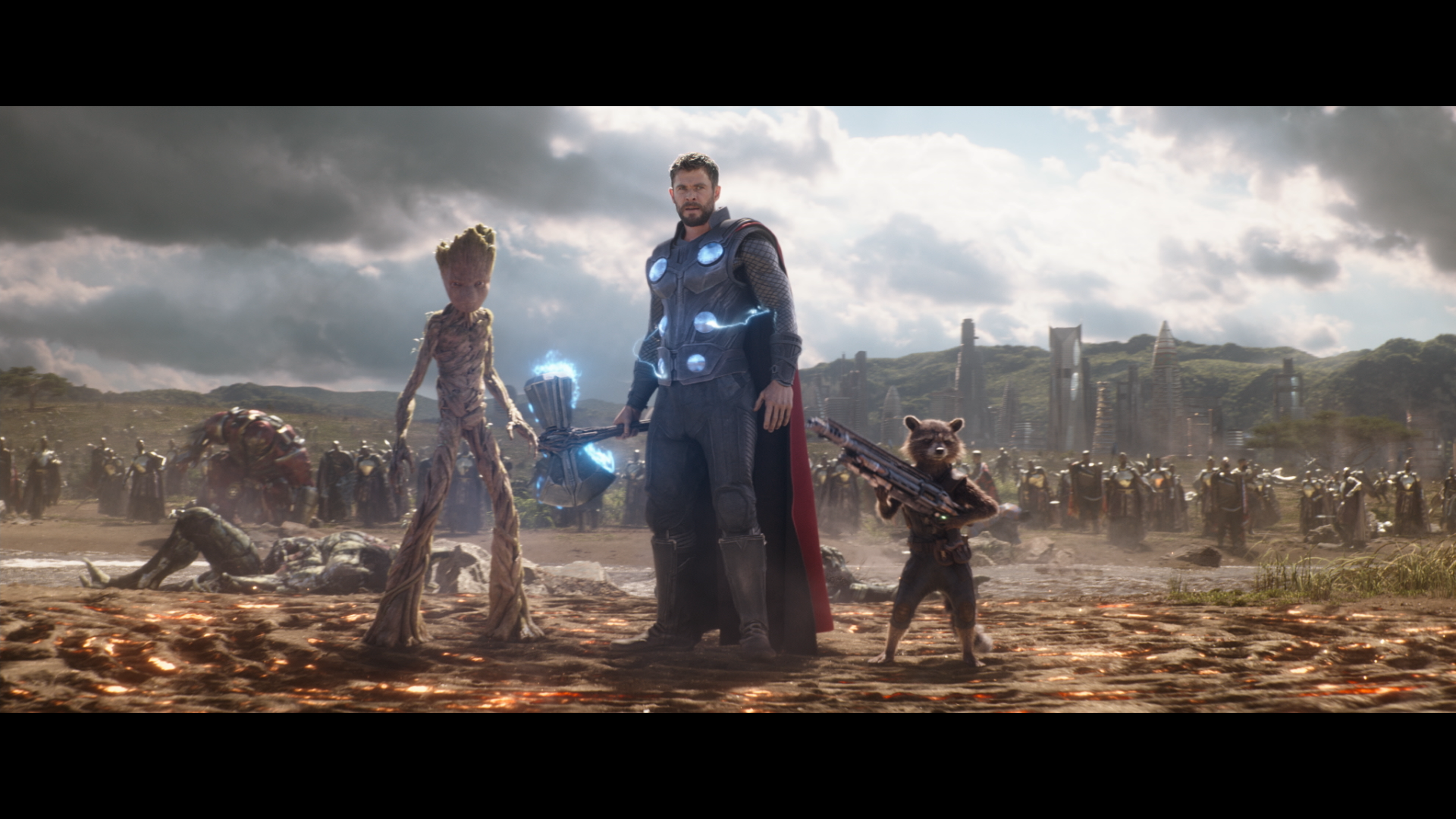 Thumbnail for Avengers: Infinity War -
