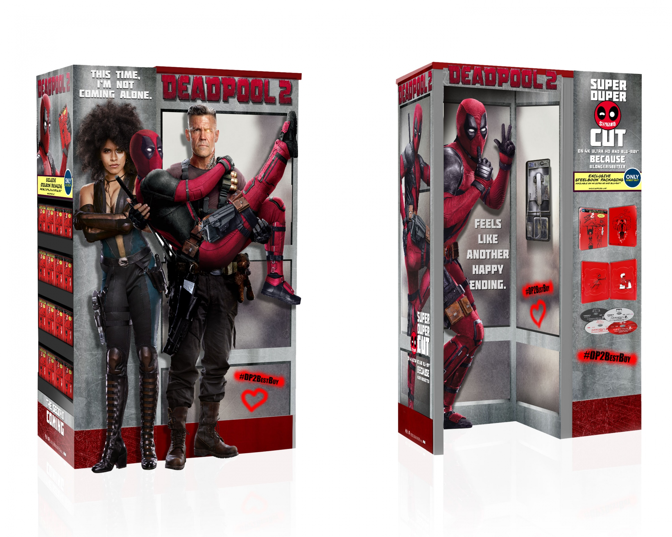 Image Media for Deadpool 2 BBY WOW Phone Booth