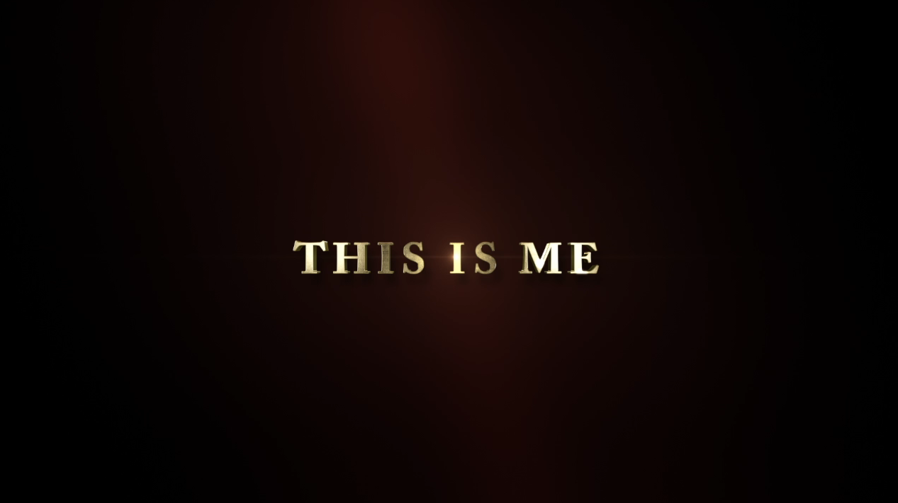 "Thumbnail for The Greatest Showman – The Songs ""This Is Me"""