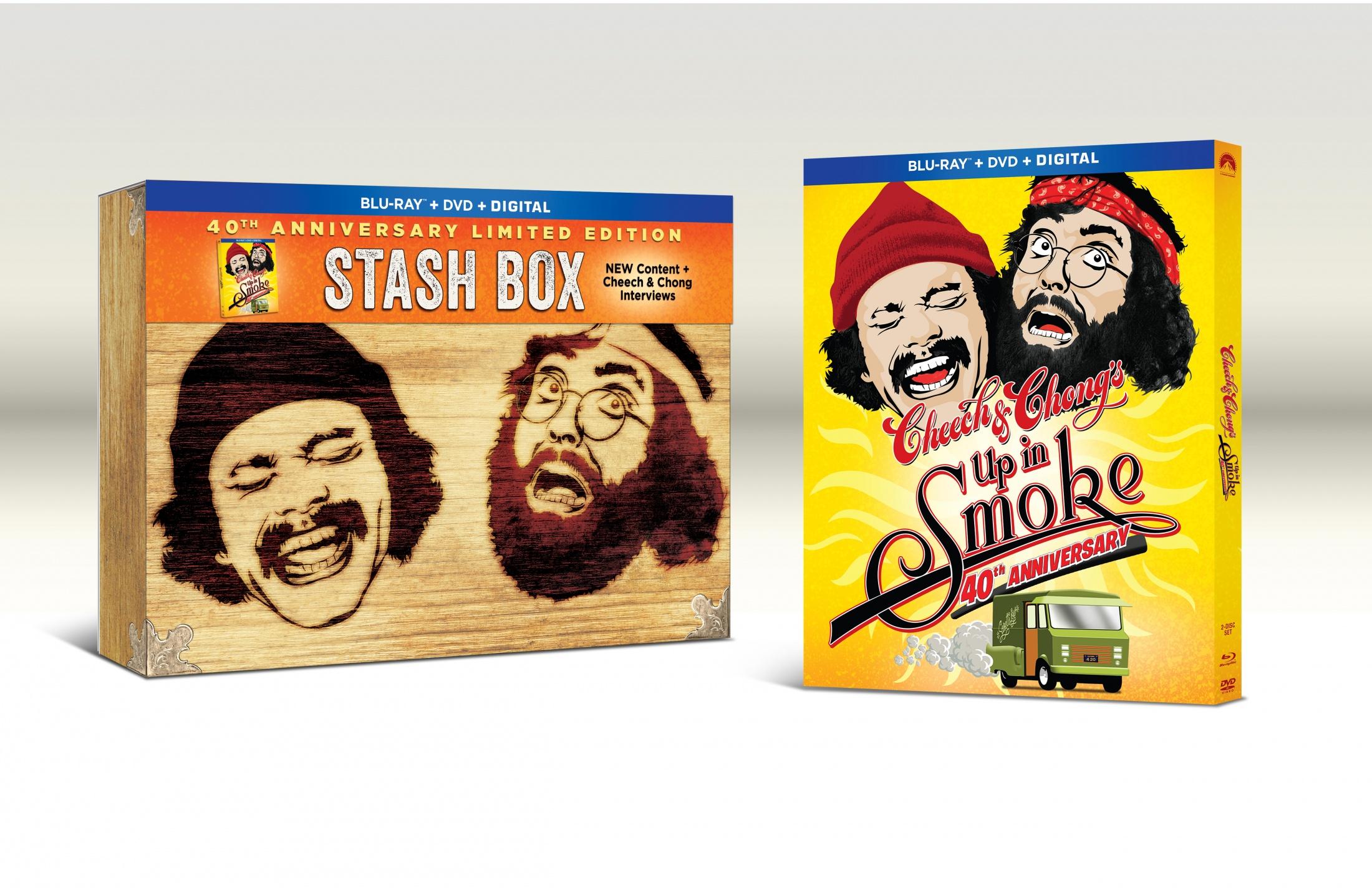 Thumbnail for Cheech and Chong Stash Box