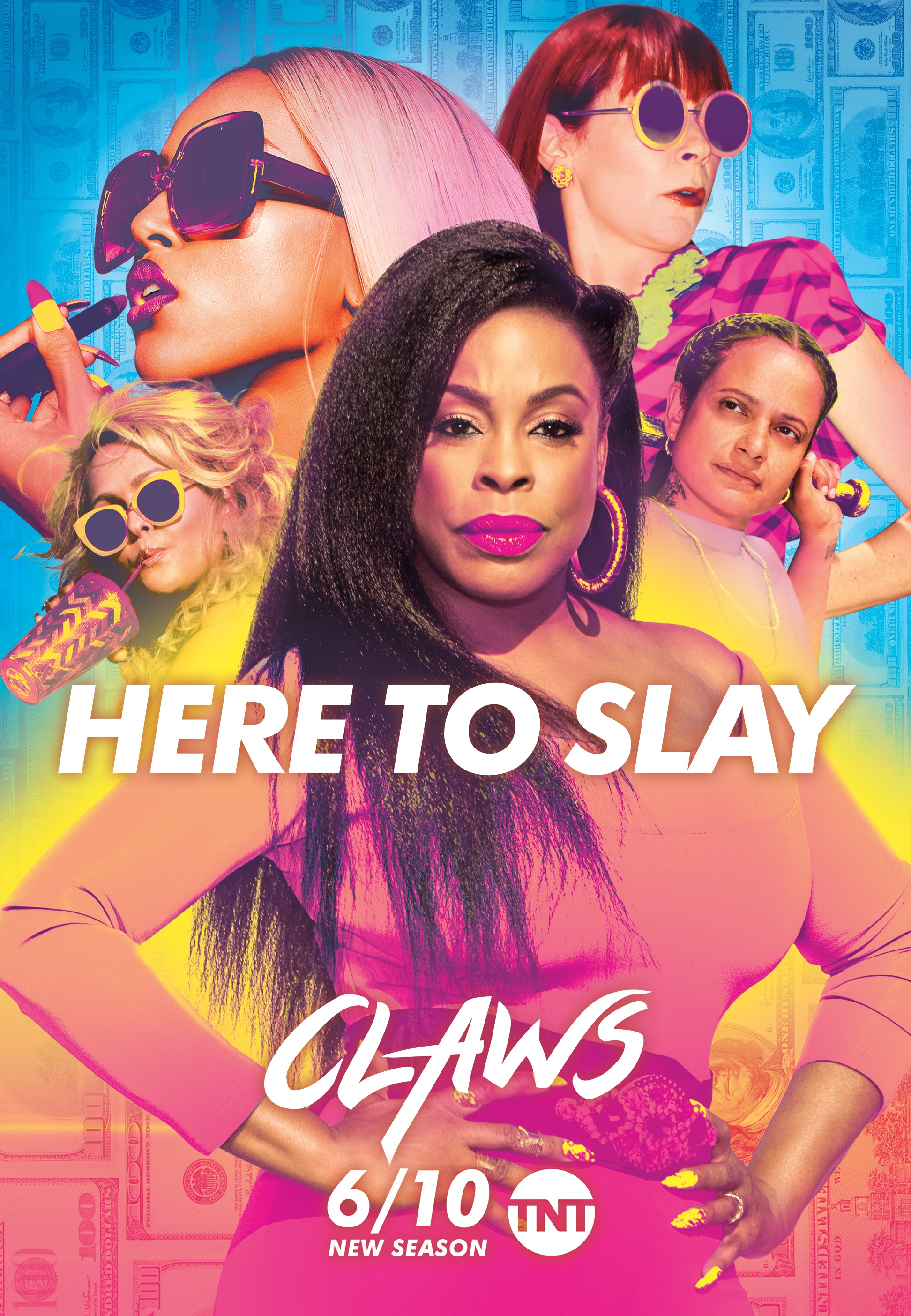 Thumbnail for Claws S2: Queens on Claws