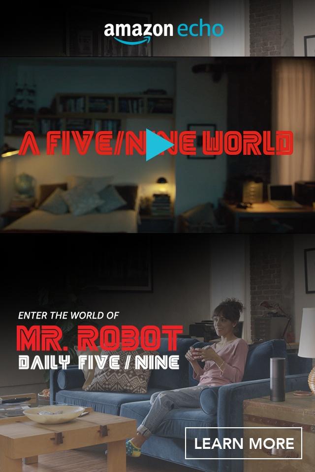 Thumbnail for Amazon & Mr. Robot 3.0