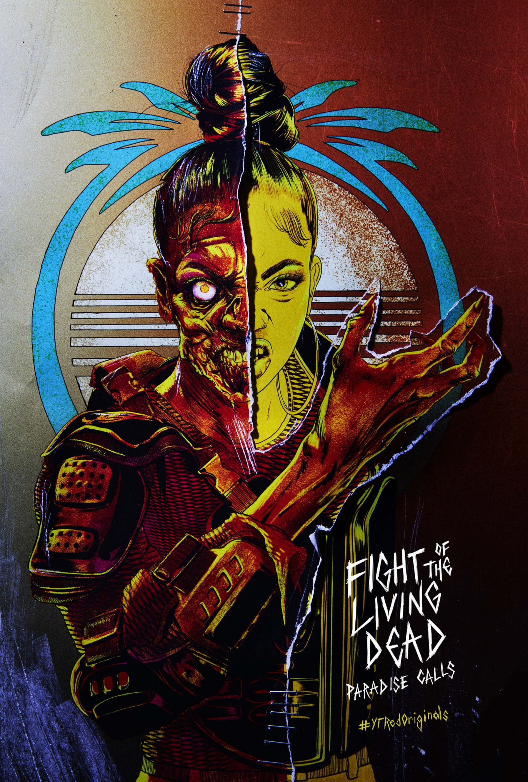 Image Media for Fight of the Living Dead: Paradise Calls - Character Series 2