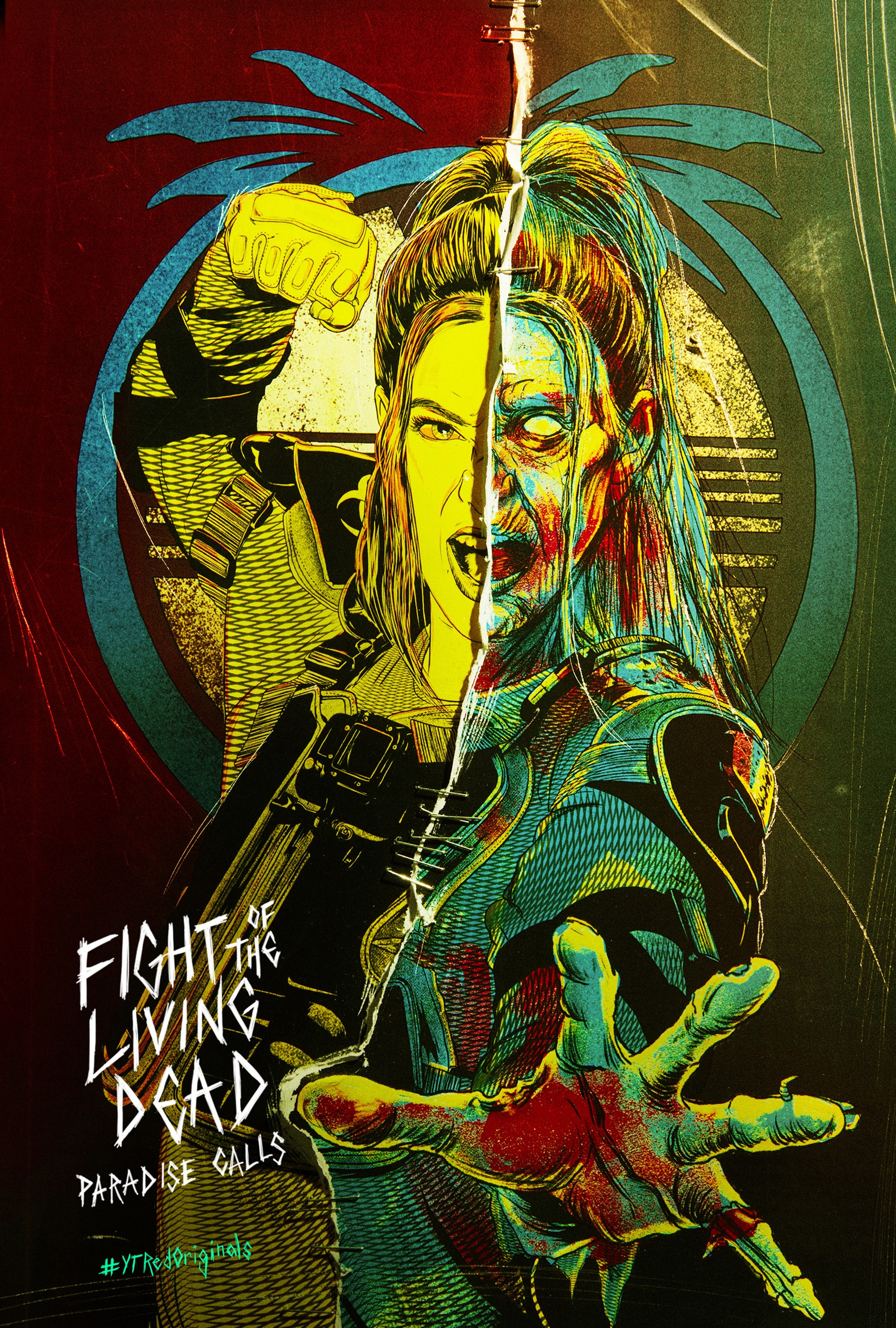 Image Media for Fight of the Living Dead: Paradise Calls - Character Series 3