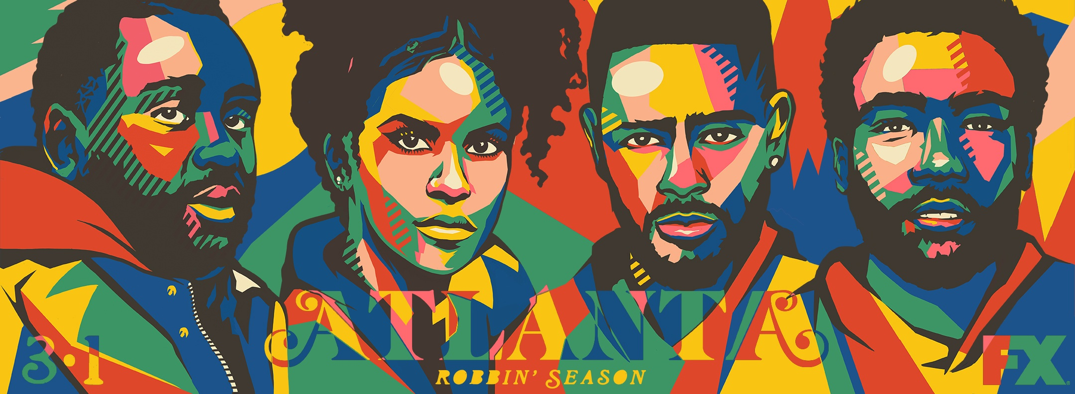 Thumbnail for Atlanta Robbin' Season Mural