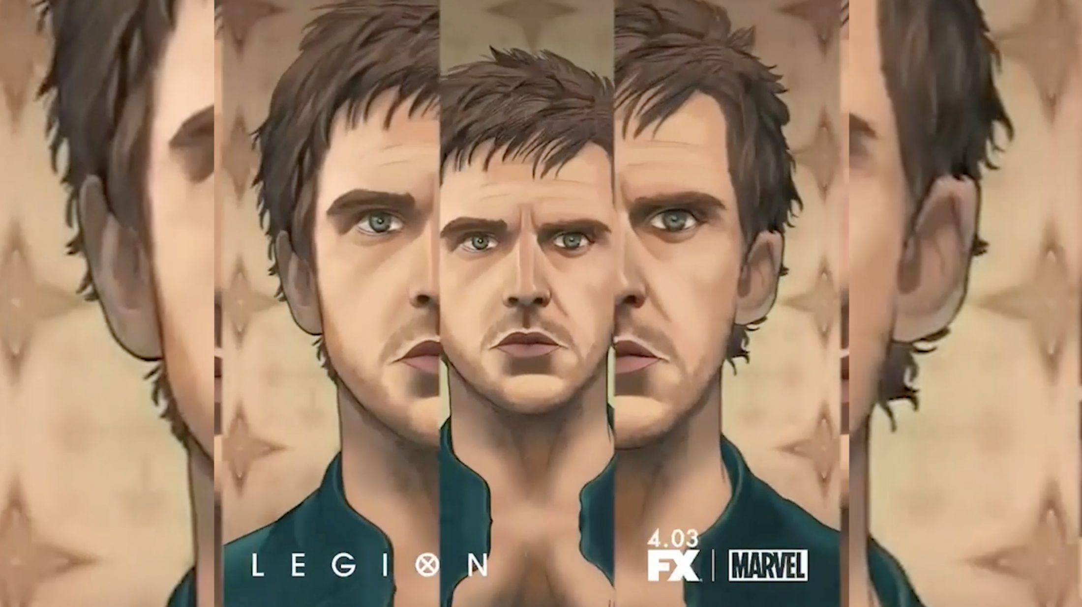 Image Media for Legion Social Campaign
