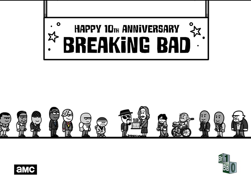 Thumbnail for Breaking Bad in 1 Minute