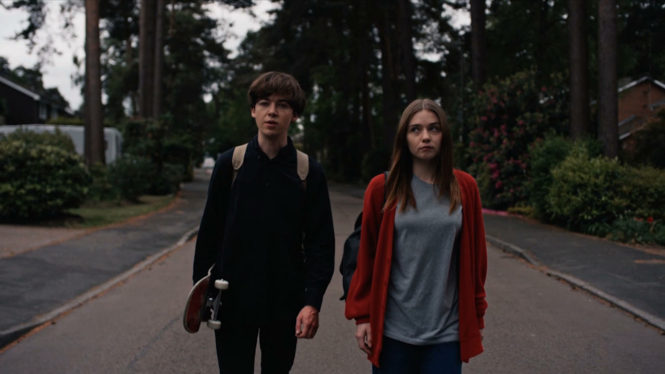 Thumbnail for The End of the F***ing World - Issues Trailer