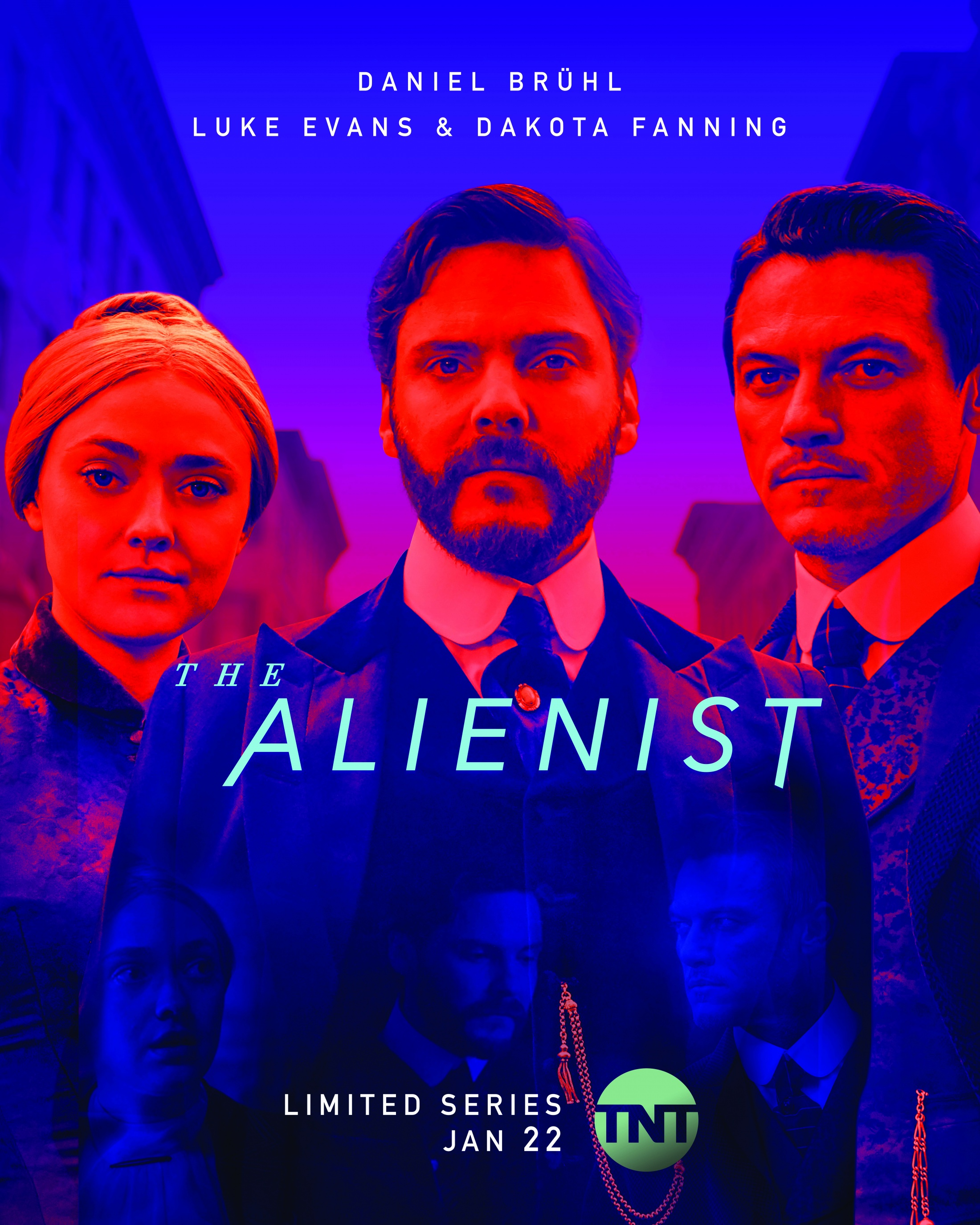 Thumbnail for The Alienist: Madness