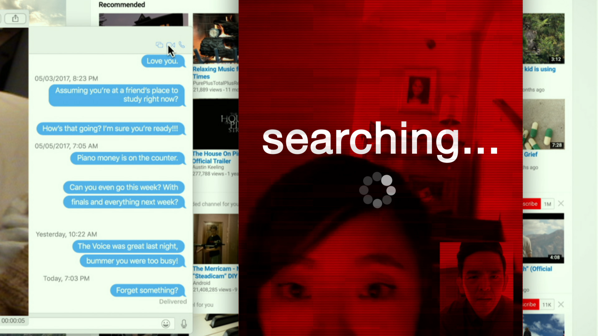 Thumbnail for SEARCHING - TV