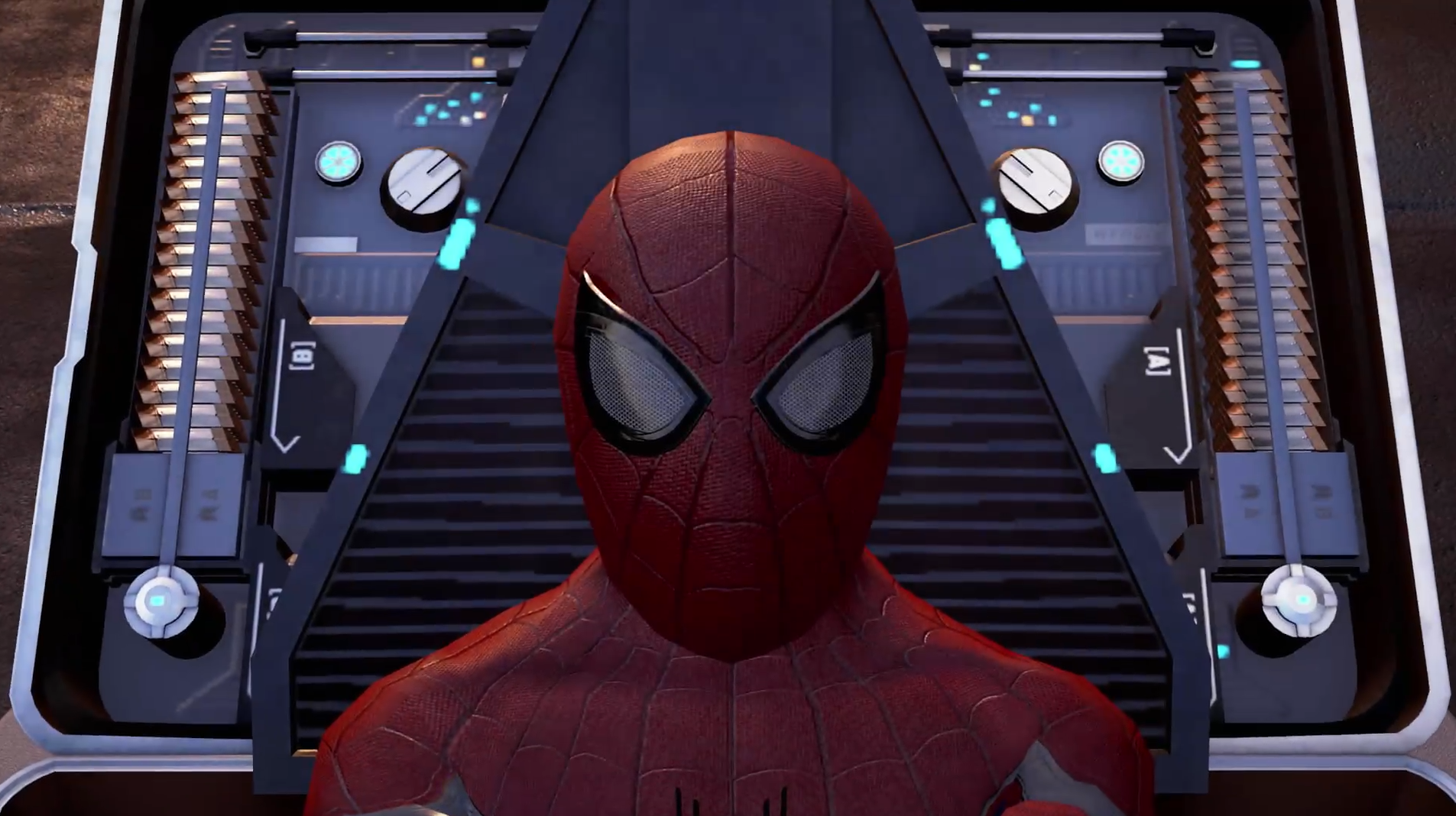 Thumbnail for Spider-Man: Homecoming VR Experience