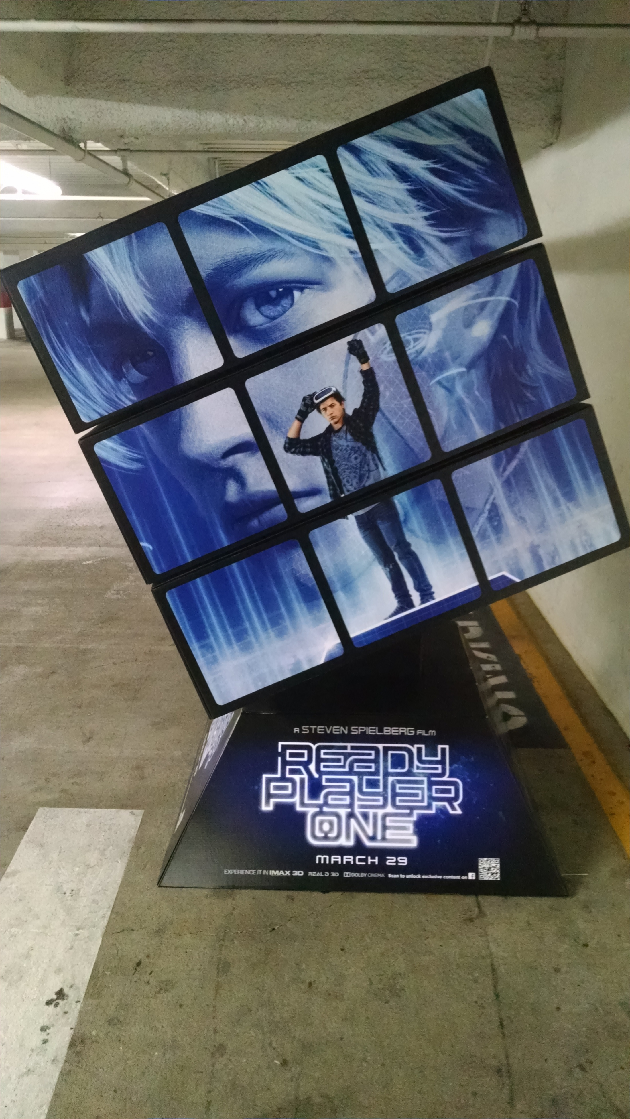 Thumbnail for Ready Player One Standee