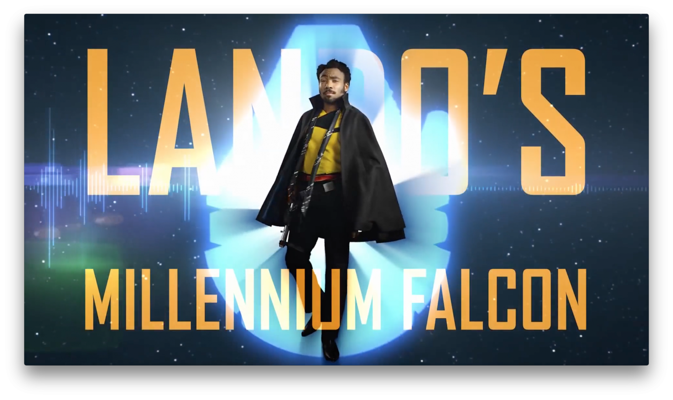 Thumbnail for Lando's Millennium Falcon