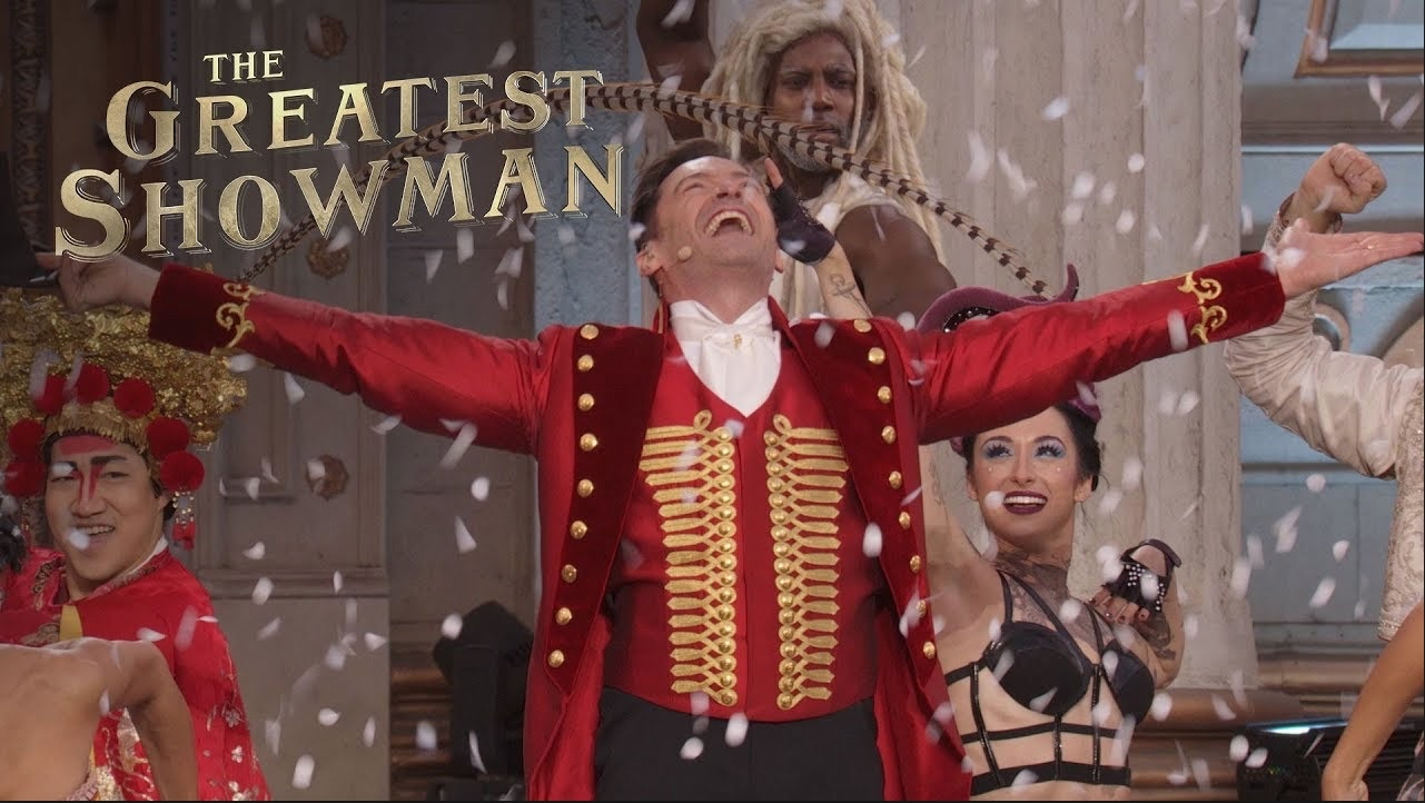 Thumbnail for The Greatest Showman Live