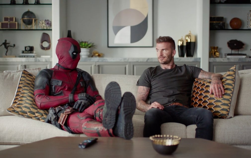 Thumbnail for Deadpool's Apology to Beckham