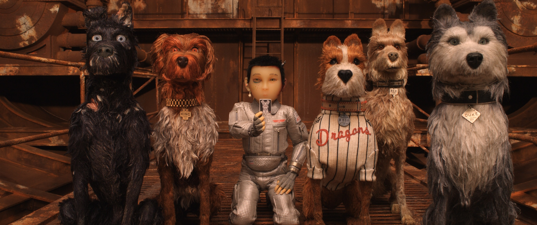 Thumbnail for Isle of Dogs Making Of: Animators