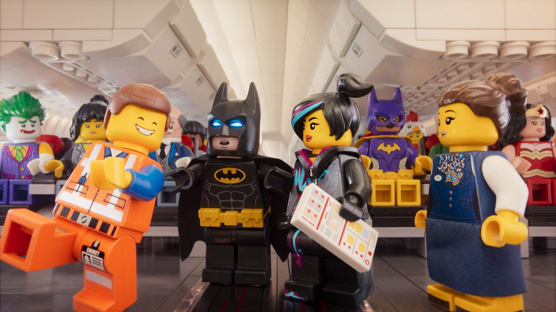 Image Media for The LEGO Movie 2/Turkish Airlines Safety Video