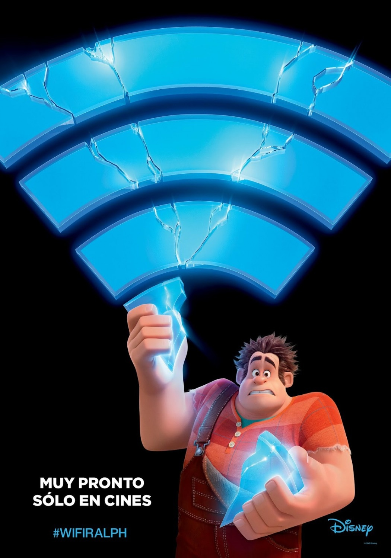 Thumbnail for Ralph Breaks the Internet : Wreck - It Ralph 2