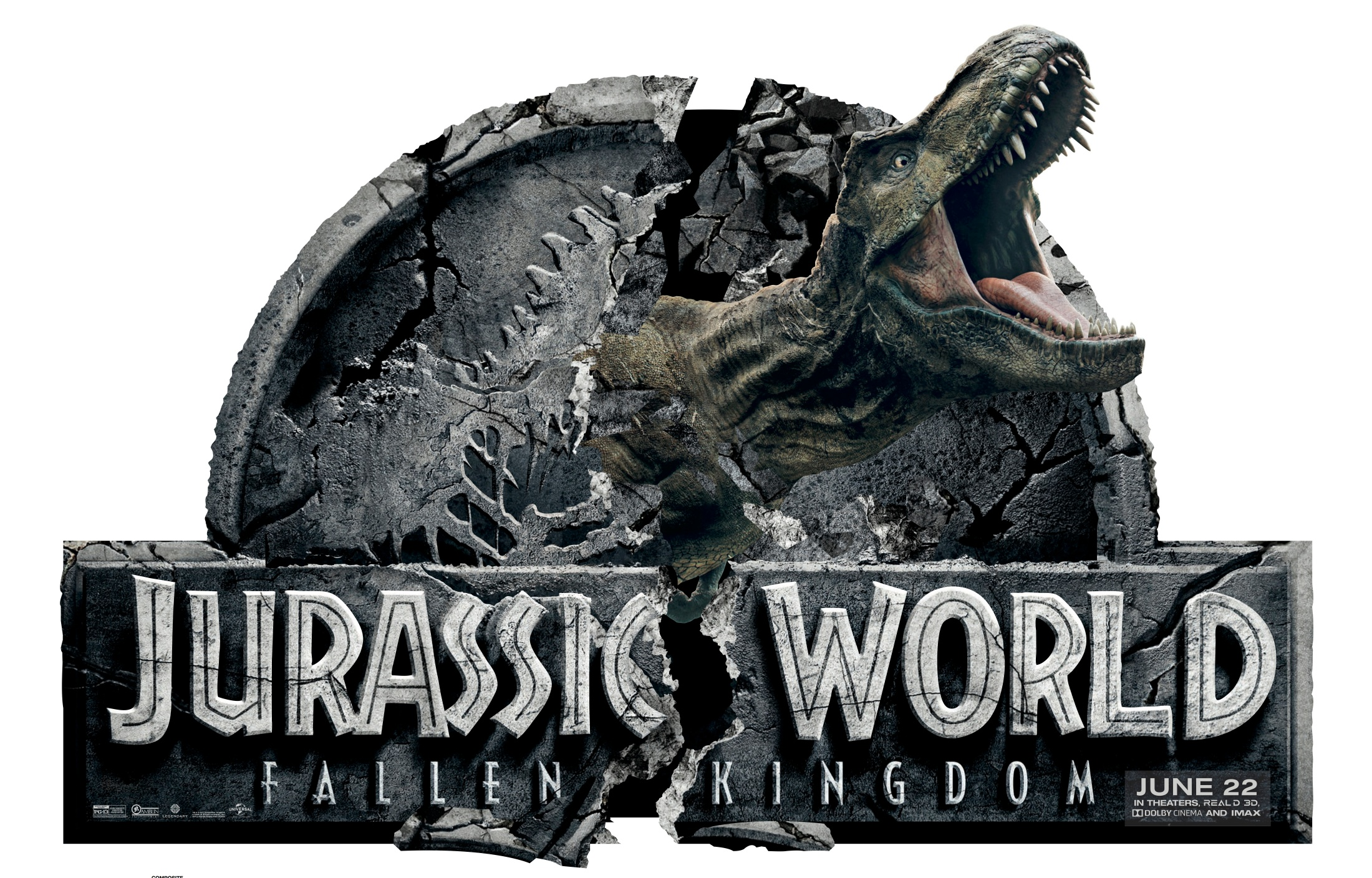 Thumbnail for Jurassic World Standee