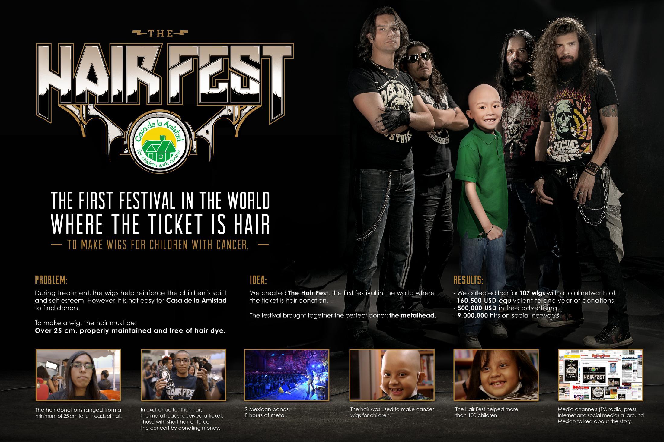 Thumbnail for The Hair Fest