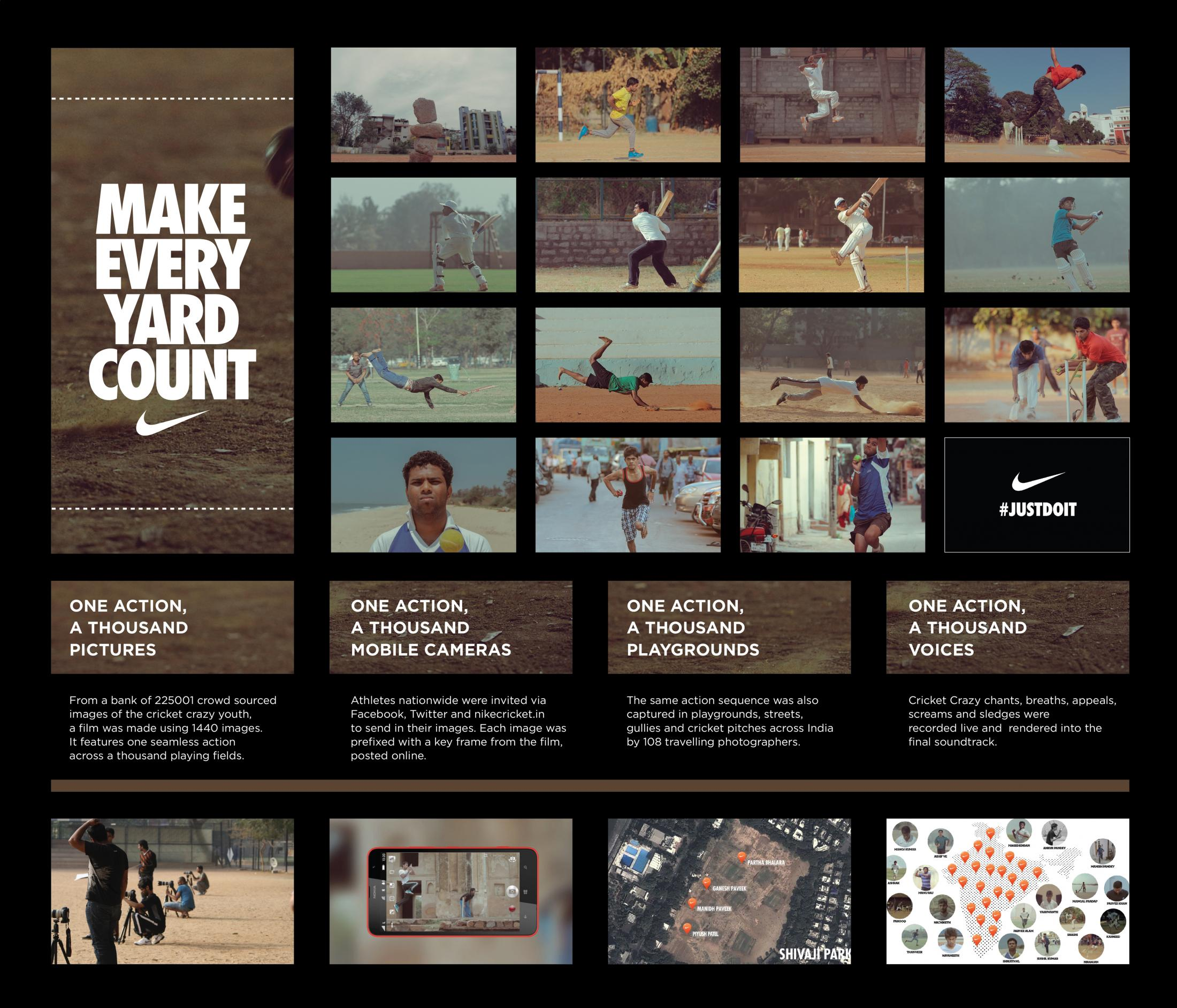 Thumbnail for MAKE EVERY YARD COUNT