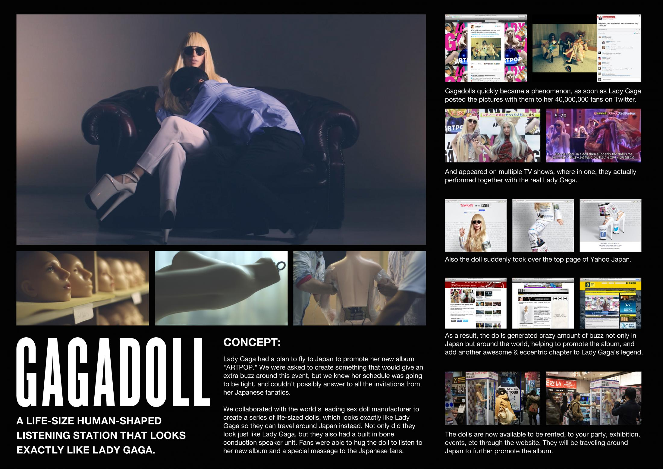 Thumbnail for GAGADOLL