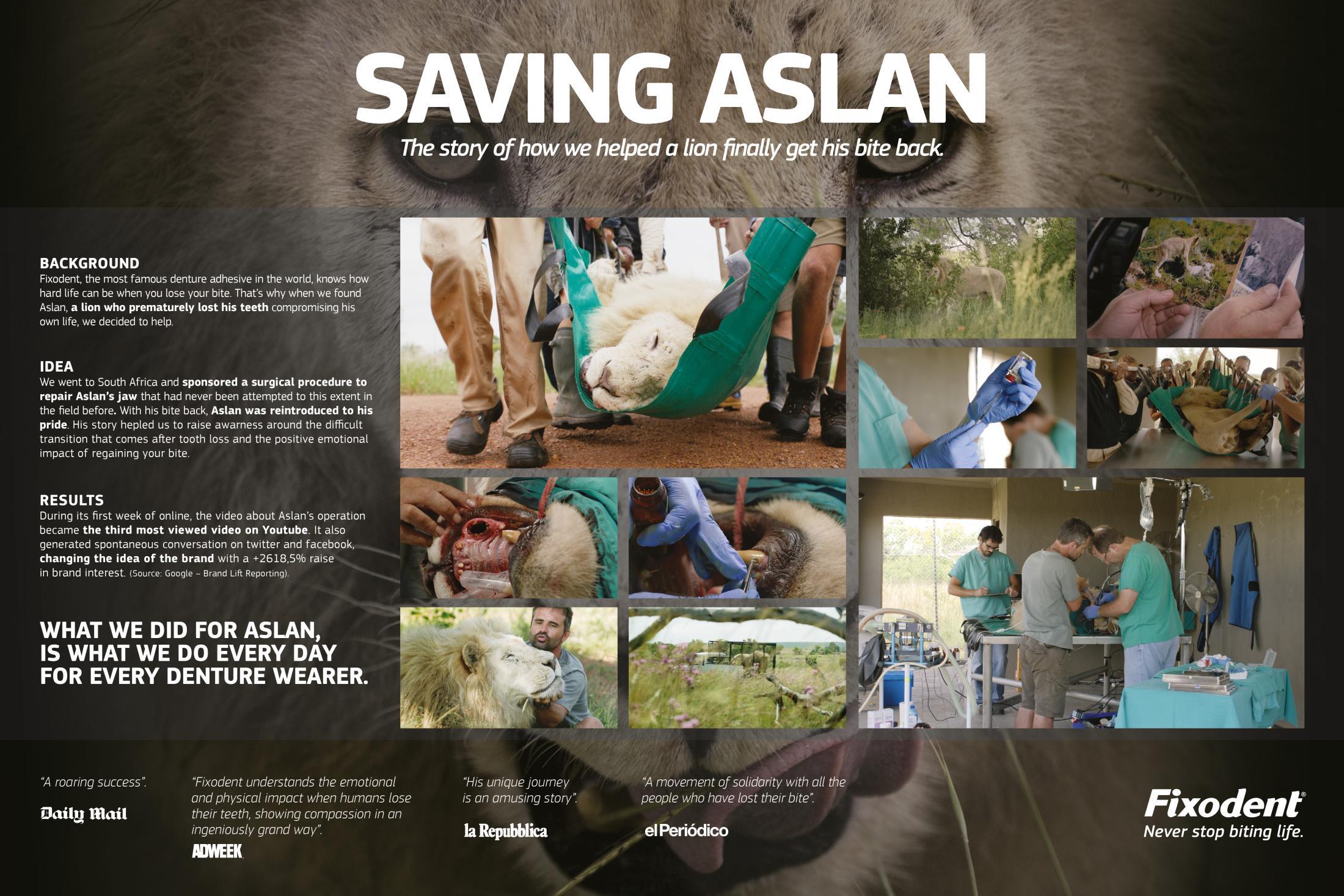 Thumbnail for Saving Aslan