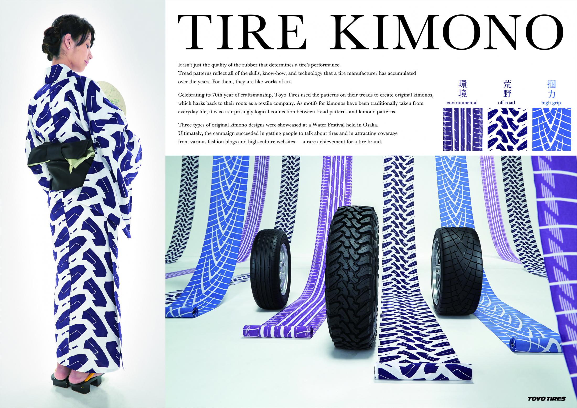 Thumbnail for Tire Kimono