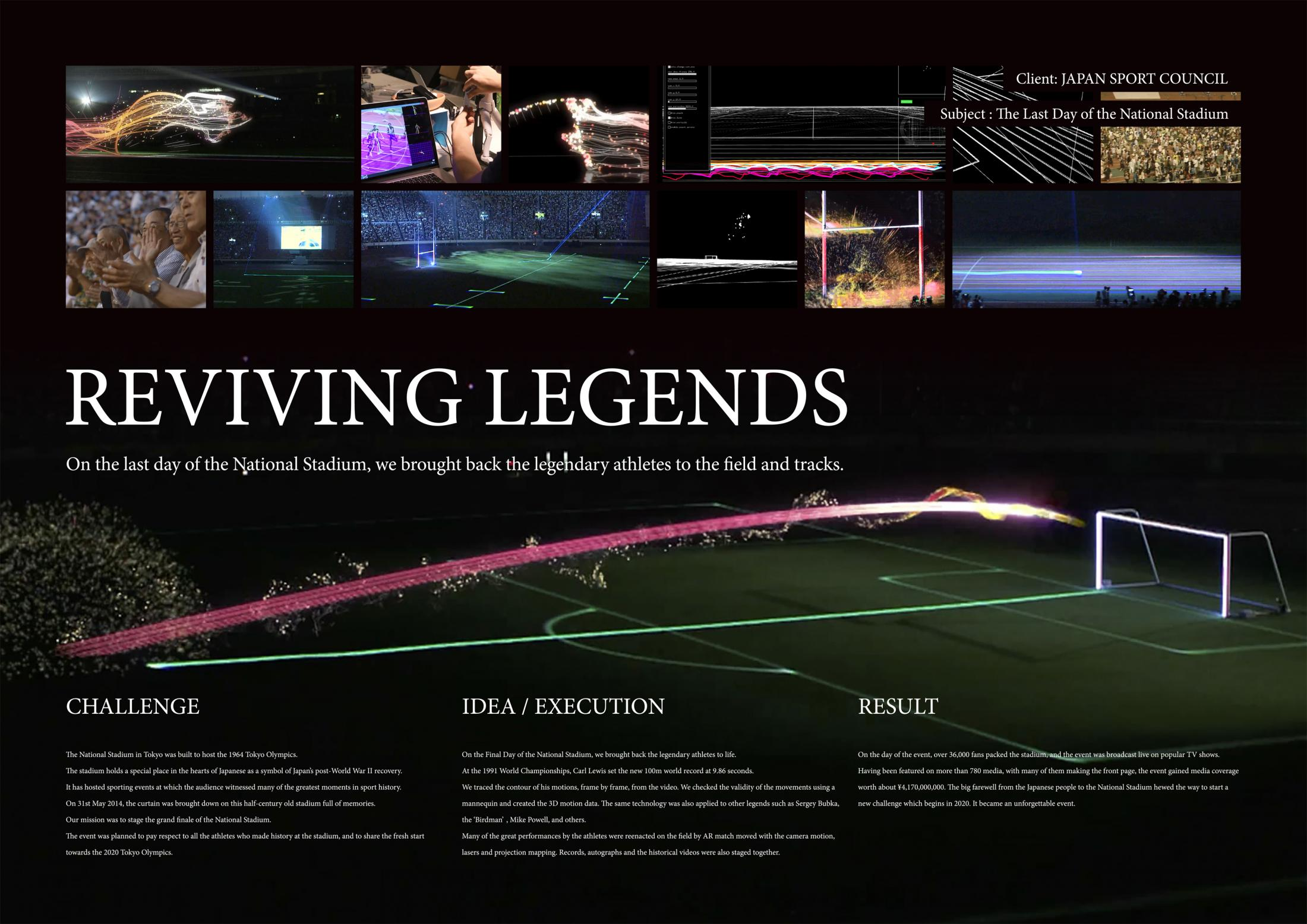 Thumbnail for Reviving Legends